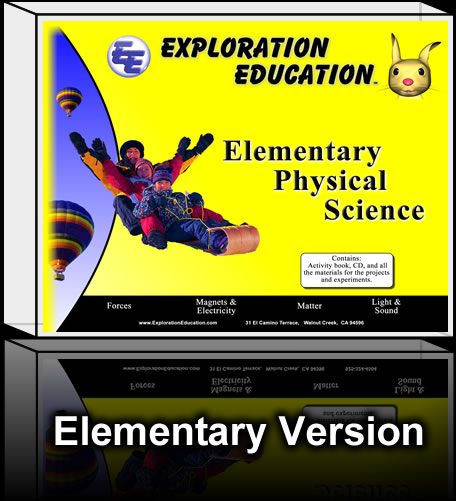 ELEMENTARY science homeschool